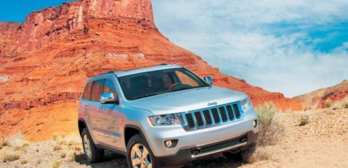 Chrysler, Jeep и Dodge переходят на рублевые цены