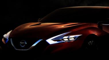 Nissan показали тизер спортивного концепта