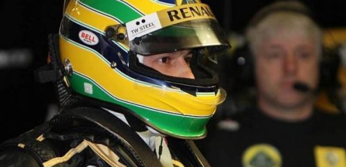 Бруно Сенна: «Команда должна принять решение»