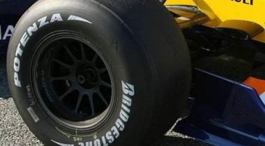 Новые шины должны помочь Алонсо в будущем сезоне