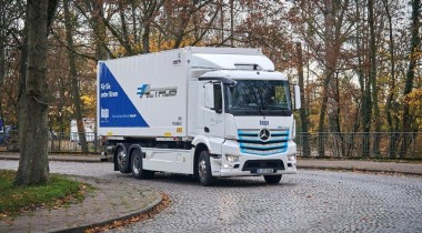 В Германии создают версию «Газели Next» на топливных элементах