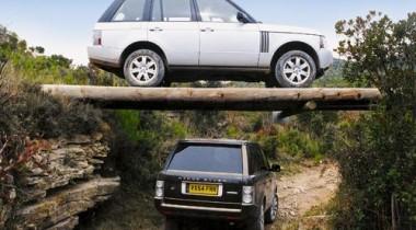 Новый Range Rover появится в 2009 году