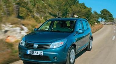 Dacia Sandero. Реновация