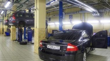 «Независимость», Москва. Новогодний Volvo-бонус!