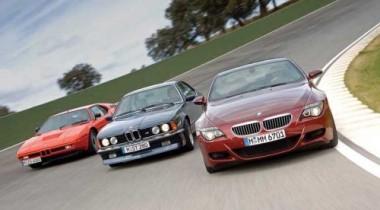 30 лет легендарному автомобилю – BMW M1