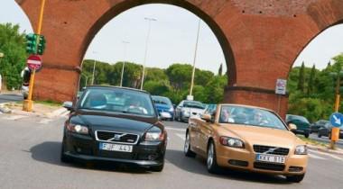 Volvo Coupe Range Tour. Путь цезаря