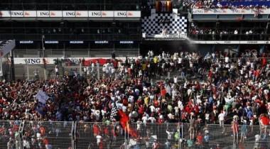 Руководитель Гран-При Австралии встретился с Экклстоуном