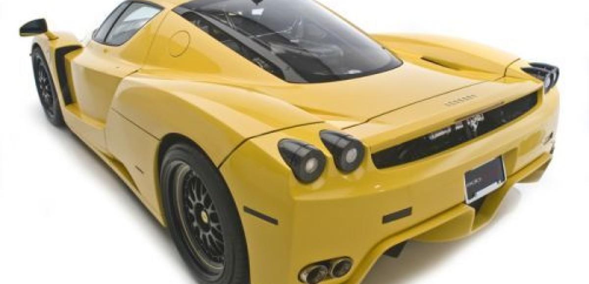 Немецкое ателье Edo Competition модернизирует Ferrari Enzo