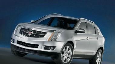 Cadillac SRX. Смена содержания