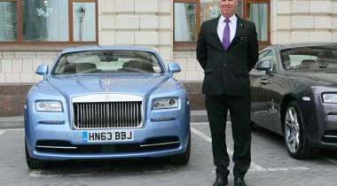 Как обучают водителей Rolls-Royce