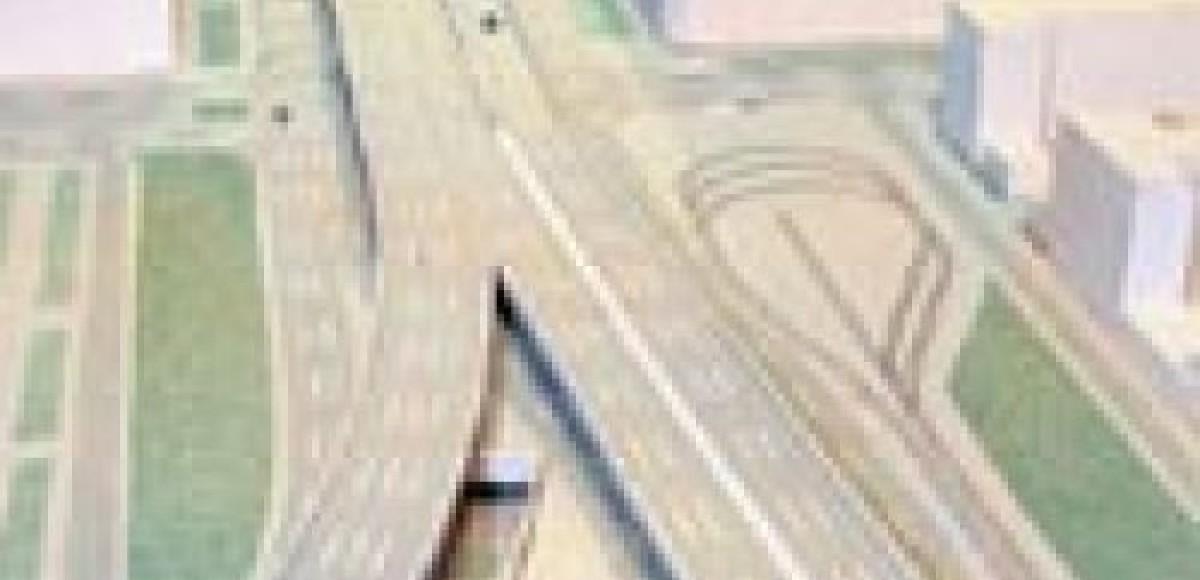 Новая магистраль пронзит Москву насквозь
