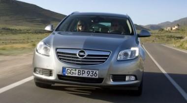 Opel Insignia будут выпускать в России
