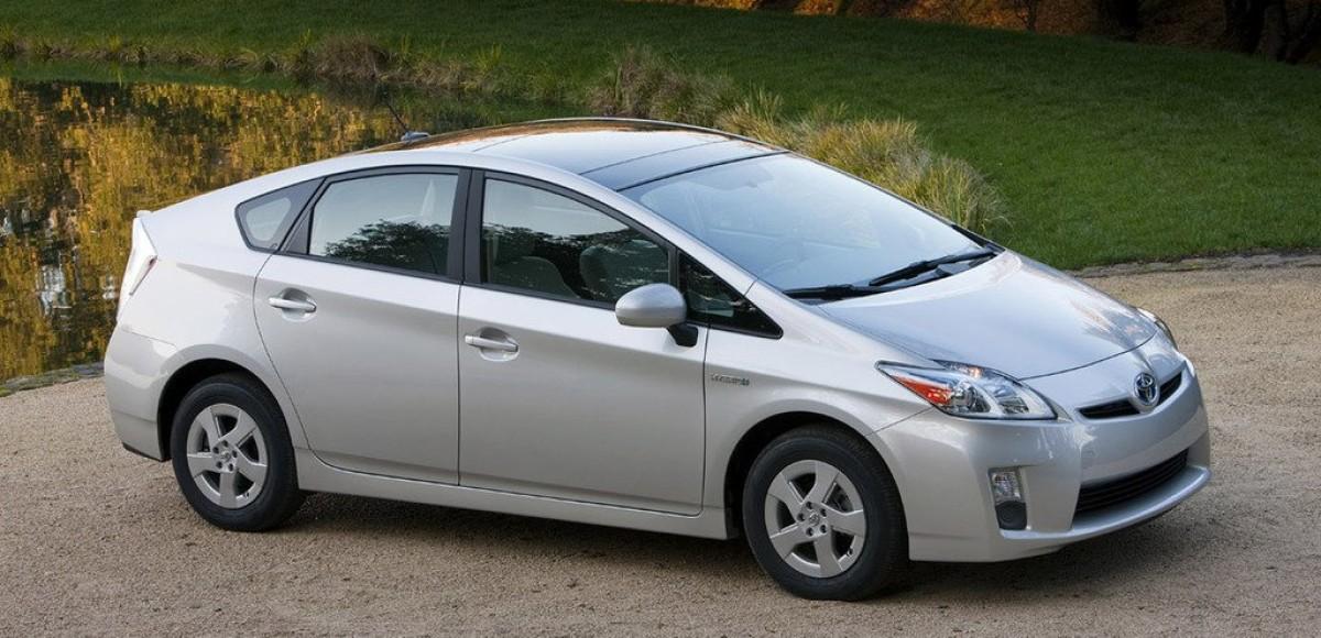 Toyota Prius, гибрид номер один