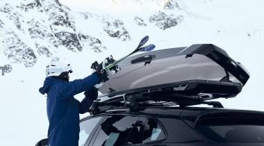 Thule Vector: перевозка багажа премиум-классом