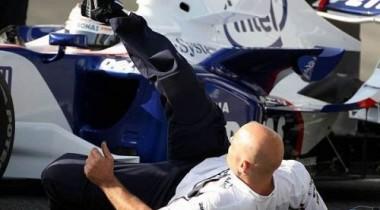 KERS чуть не убила сотрудника BMW Sauber