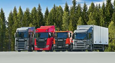 Scania Next Generation 2017. Игра на нюансах