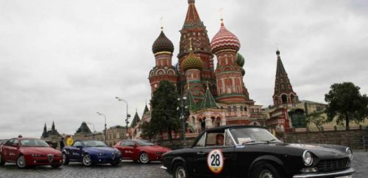5 июля на Красной площади запустят «Летающую тарелку»