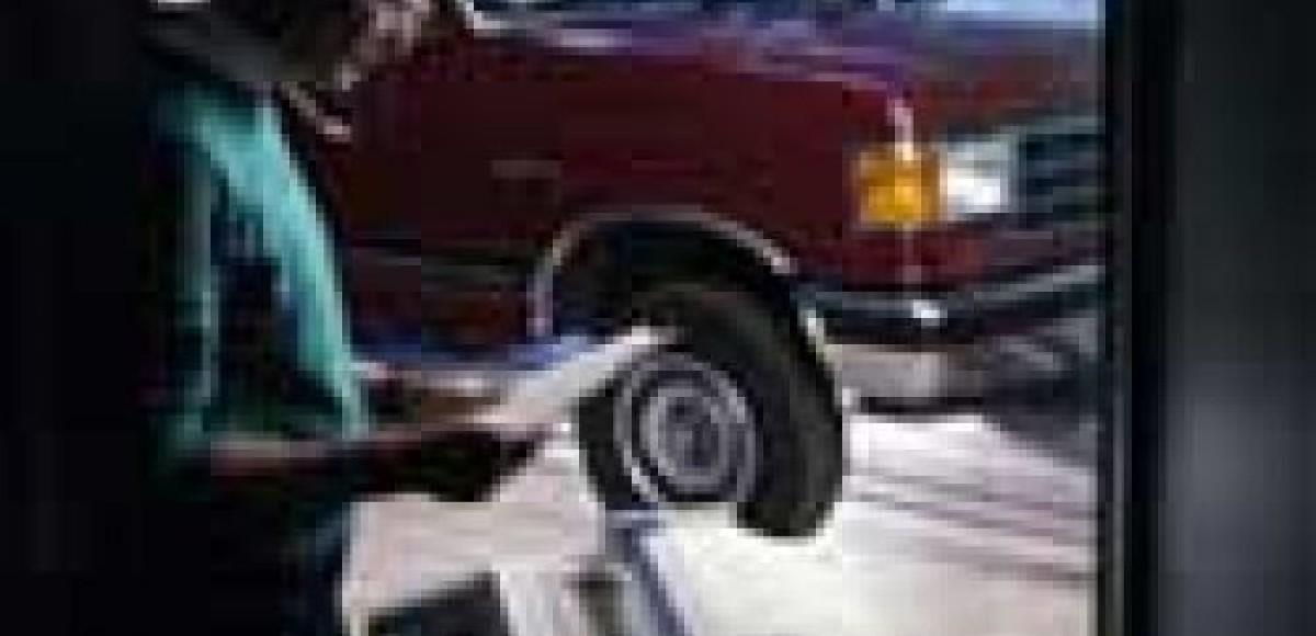 Флюорография для автомобиля