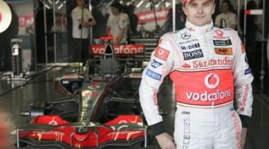 Вторую практику Гран-При Турции с лучшим временем закончил Хейкки Ковалайнен!
