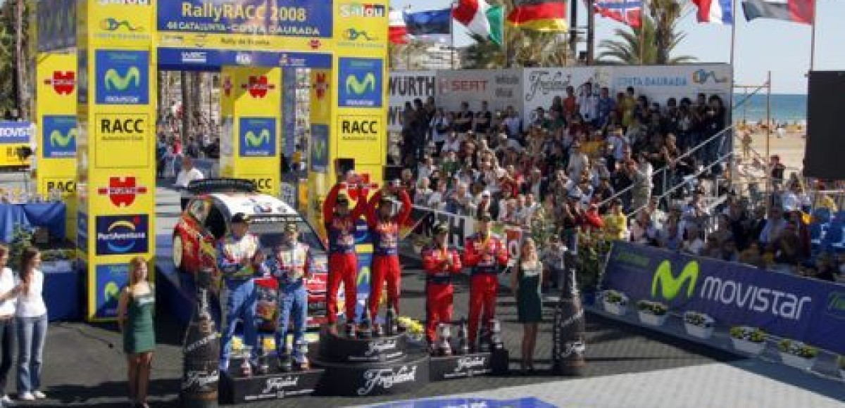 Ралли Каталонья. Двойная победа Сitroёn
