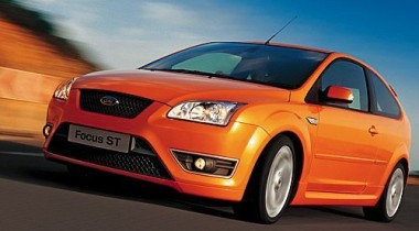 Ford Focus ST. Только вперед