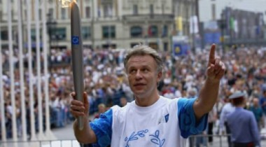 В субботу по улицам Санкт-Петербурга пронесут Олимпийский огонь