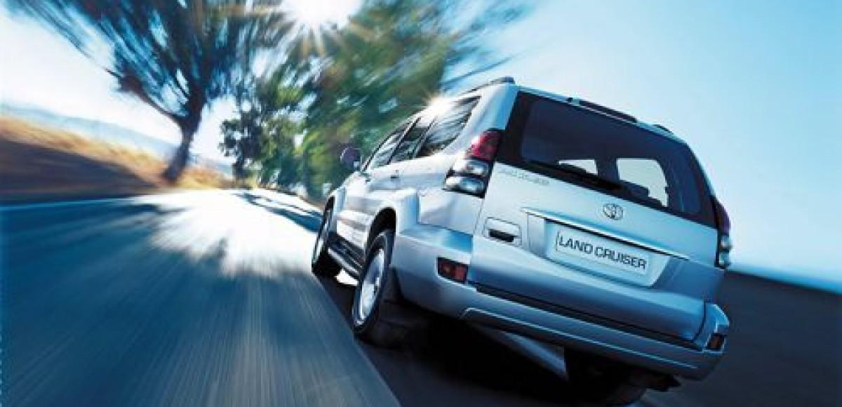В Москве у архиепископа угнали Toyota Land Cruiser