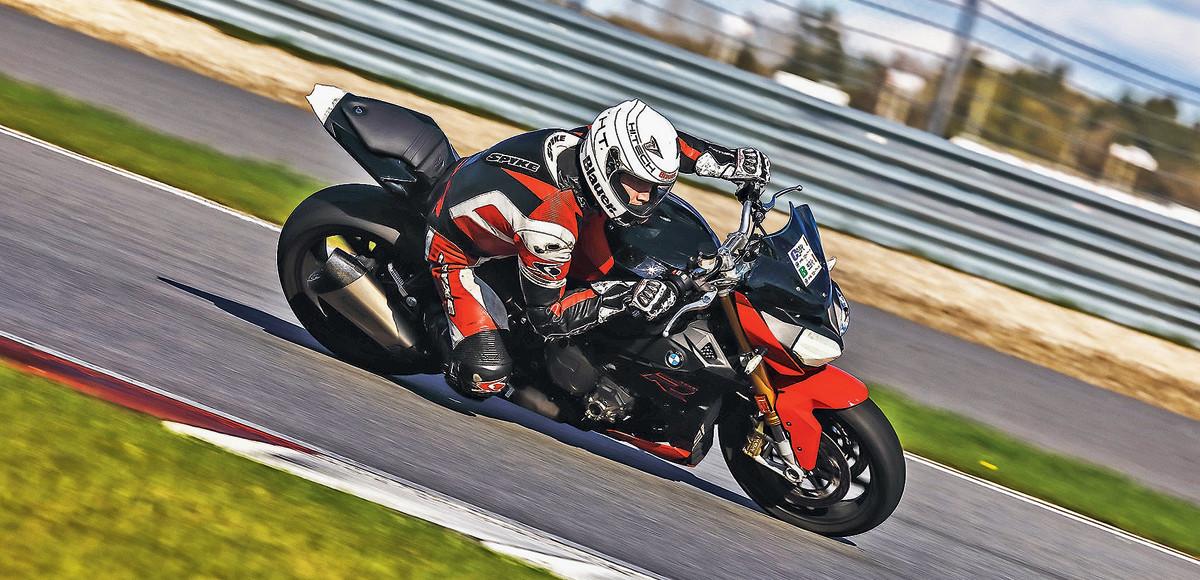 Где погонять на мотоцикле: трек-дни на Moscow Raceway