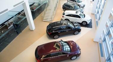 Первый дилерский центр Acura в России