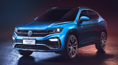 Volkswagen SUV Coupe Concept: дань моде или будущий хит?