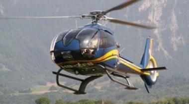 В столице появилось вертолетное такси