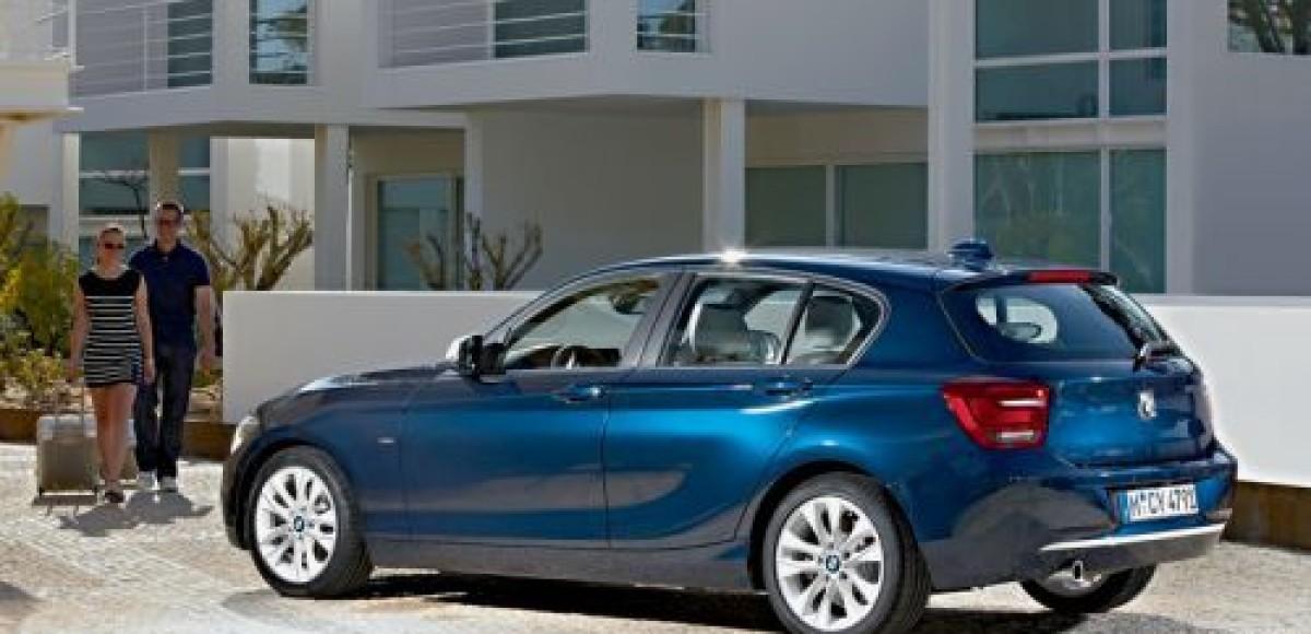 BMW 1-series. Единица с плюсом