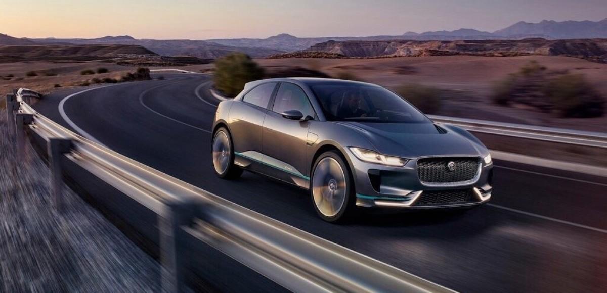 Jaguar I-Pace в России: нет цены, но есть заказы