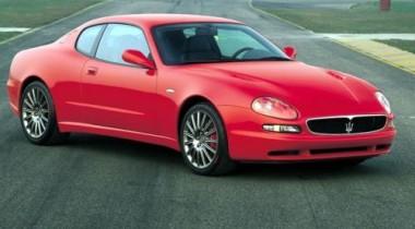 Maserati 3200 GT, Mercedes-Benz CLK 55 AMG, Jaguar XKR. Когда кошки в комнате нет