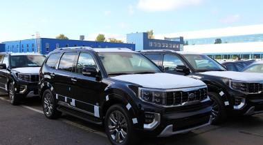 Автомобиль федерального инспектора попал в ДТП в Ставропольском крае