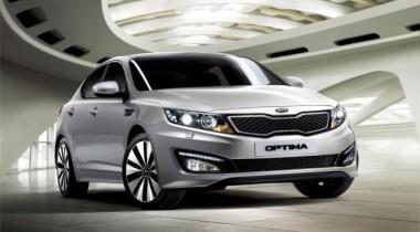 В России стартовали продажи седана Kia Optima