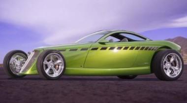 Продан первый из 50-ти суперкаров Foose Coupe