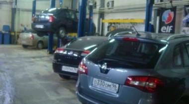 «Автомир-Екатеринбург» объявляет акцию «Весенний шиномонтаж»