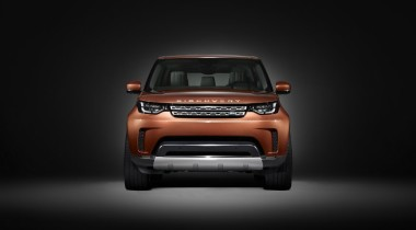 Land Rover показал новый Discovery