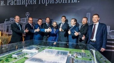 Немецкая слобода: завод Mercedes-Benz в Подмосковье