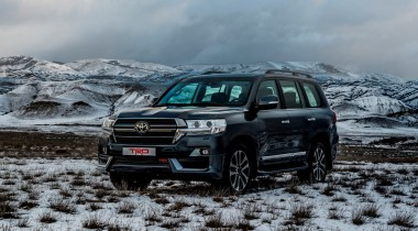 Toyota Land Cruiser: история и факты
