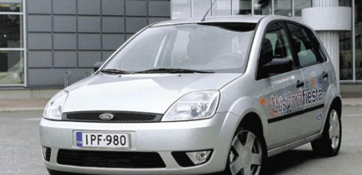 Ford Fiesta. Городской романс