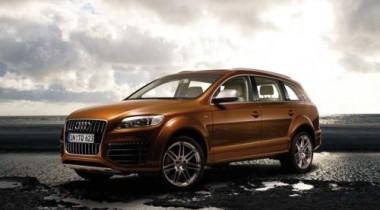 Q7 Audi exclusive concept. Семь штук для России