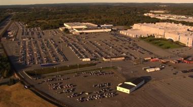 Volvo открывает завод для производства XC90