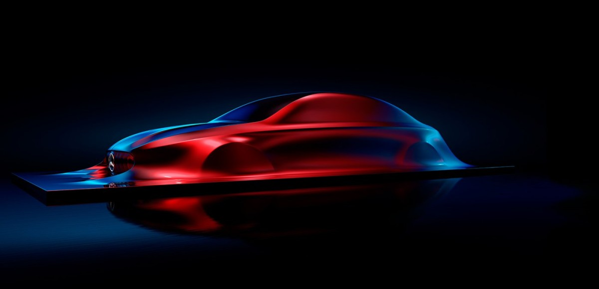 Mercedes-Benz показал как будут выглядеть новые модели.