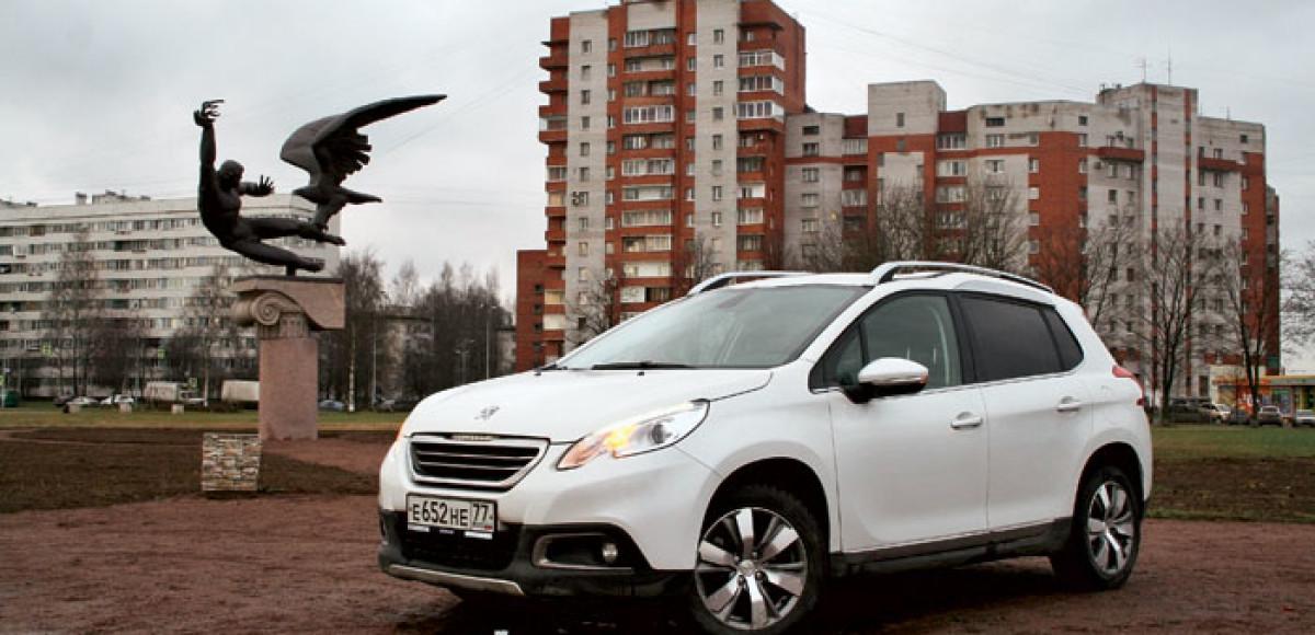 Peugeot 2008. Переоценка