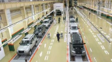 УАЗ останавливает конвейер из-за конфликта с поставщиком металла