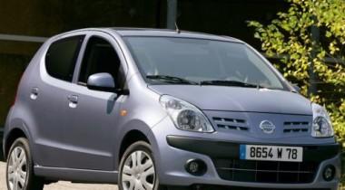 Компактный Nissan Pixo покажут в Париже