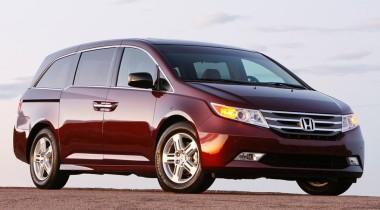 Семьянину на заметку — Honda Odyssey