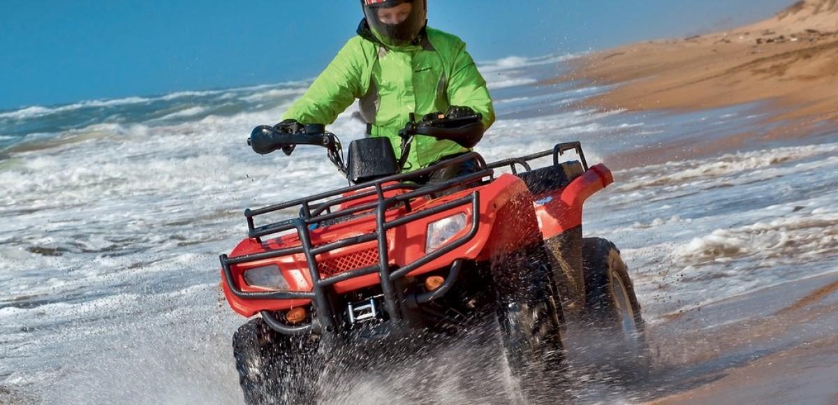 Stels ATV 400 Hunter. Новый «Охотник»